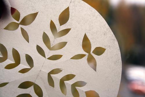 Paper snow flake 3
