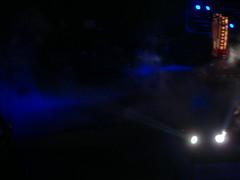 Undertaker ramp smoke