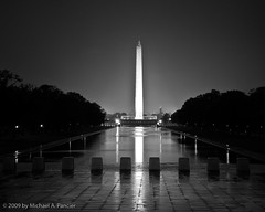 Washington Monument - The Mall (Michael Pancier Photography) Tags: washingtondc capital cities monuments washingtonmonument themall reflectionpool seor floridaphotographer michaelpancier michaelpancierphotography landscapephotographer fall2009 wwwmichaelpancierphotographycom seorcohiba