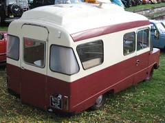 Ryhope 2009 17 (peter_b2008) Tags: ca classic bedford van camper