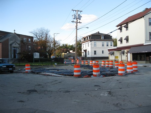 Dean Street at Federal Street