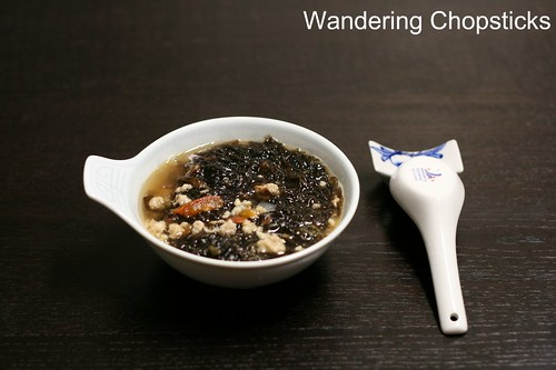 Canh Tao Rong Bien (Vietnamese Seaweed Soup) 2