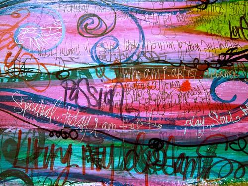 doodline & spilling fun
