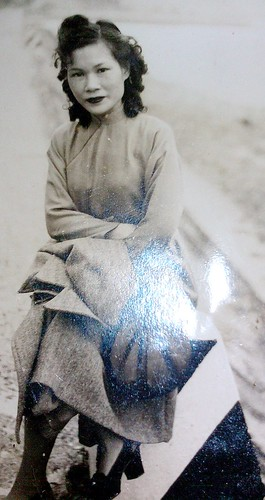 My grandmother, Lee Choy-Wan