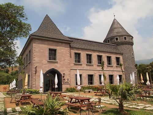 金車伯朗城堡咖啡館