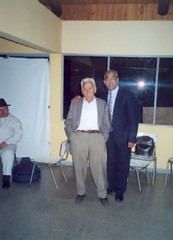 Con Hernán Núñez. Encuentro Nacional de la Paya, Casablanca, V Región