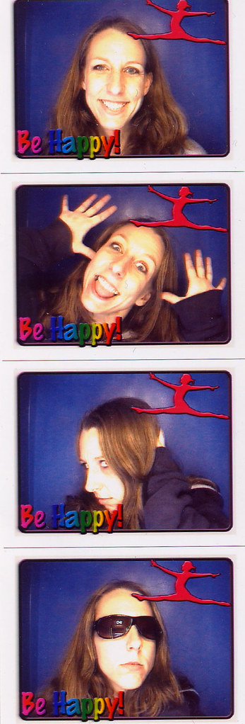 Photo Booth at Belmont Park, San Diego