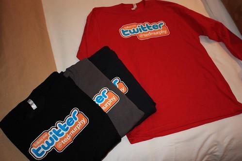 Ted Murphy Twitter Shirts