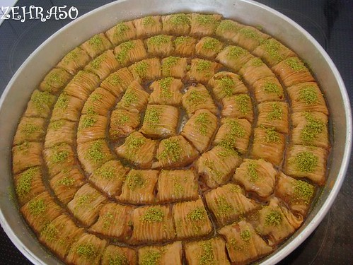 siparis baklava