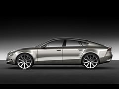 2009 Audi Sportback Concept ..