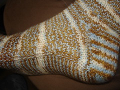 madelintosh heel close