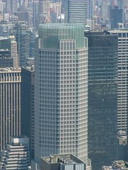 383 Madison Avenue (former Bear Stearns headquarters) from the Empire State Building by Alan Cordova, on Flickr