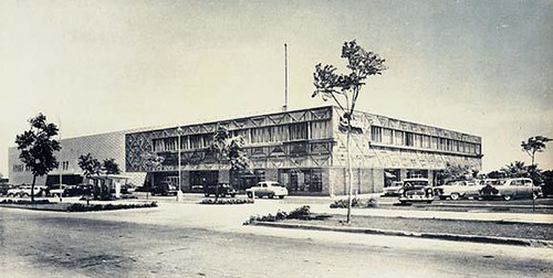 Sears in San Isidro - Now location of Saga Falabella