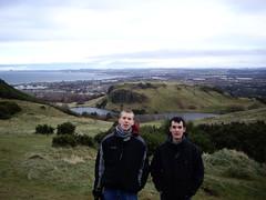 2009, 01, Janvier, Edinburgh, Arthur's Seat (36)