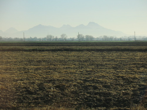 Sacramento valley landscape