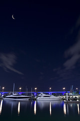 On a night like this... (Lazyousuf) Tags: longexposure canon boat nightshot florida yacht miami 1855mm f3556 50d explored explore175