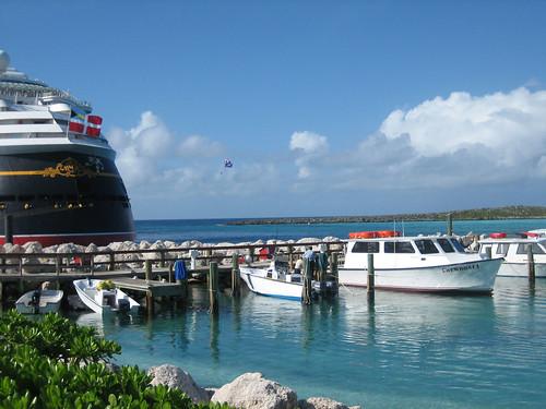 Castaway Cay - Arrival Plaza 13