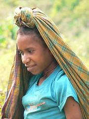 saikama girl (tjontheroad1) Tags: indonesia penis valley papua baliem sheath koteka