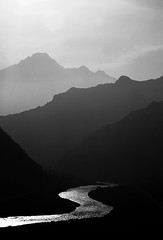 ( Ali Shokri / www.alishokri.com) Tags: bw mountains nature landscape iran azerbaijan tabriz araz wwwalishokricom alishokri