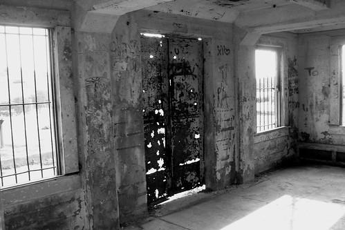 Bunker Interior