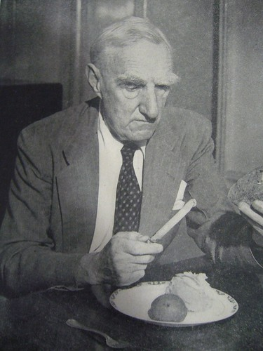 John Boyd Orr looks at the Ration