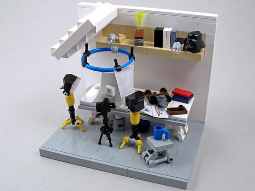 Lego MOC photography