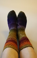 Magic Mirror Socks