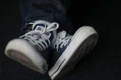 Converse All-Stars by Layla Keramat