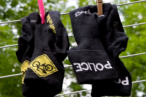 SockGuy socks: Police and Share the Road