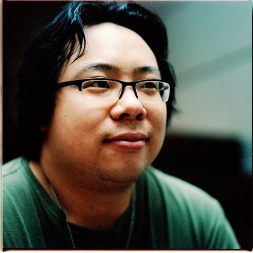 Dan Hon, photograph by Matt Locke