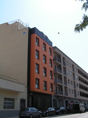 Amposta: nou hotel a l'Av. Josep Tarradellas