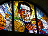 Don Bosco Window at Beit Gemal