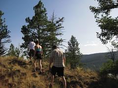 Rocky Point hike (calamity_sal) Tags: montana flatheadlake rockypoint