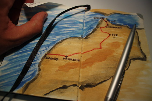 Marrakesh, la costa y rumbo al norte