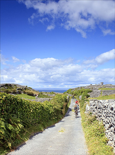 Inis Oirr Bikers