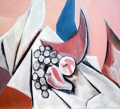 Pablo Picasso, Les Demoiselles d'Avignon Still Life