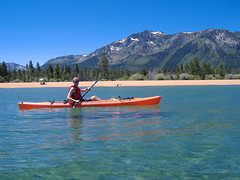 Lake Tahoe Kayaking