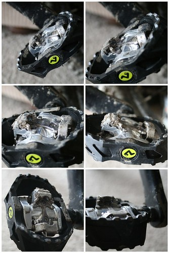 Shimano SPD PD-M424 Clipless Pedals