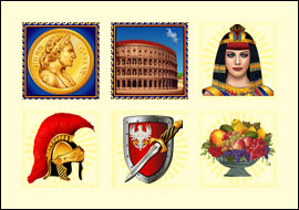 free Caesar's Empire slot game