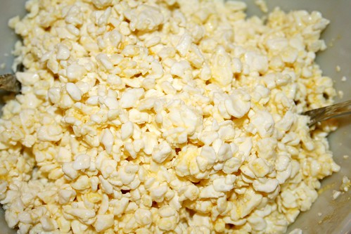 Cottage cheese filling