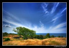 view from Hammeren  peninsula (Mariusz Petelicki) Tags: balticsea hdr bornholm 3xp hammeren mariuszpetelicki