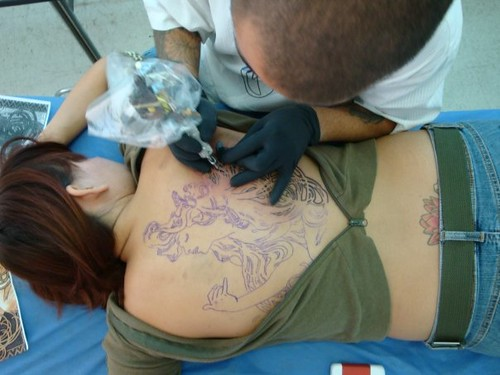 alphonse mucha tattoo · Job Tattoo · alphonse mucha tattoo