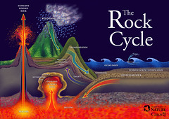Rock Cycle Poster by margaretheCA