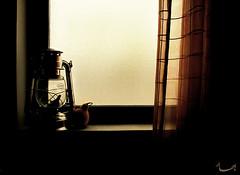 (Bahareh Bisheh) Tags: بهار فانوس پنجره دلتنگی