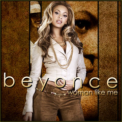 Beyonc - Woman Like Me (::AJ::) Tags: movie aj blog official artwork cover pinkpanther blend beyonce fanmade blazingswarm