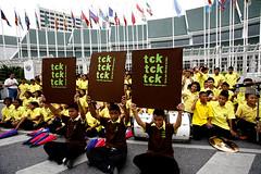 tcktcktck - World has 100 days left ติ๊ก ติ๊ก ติ๊ก โลกเหลือเวลาแค่ 100 วัน