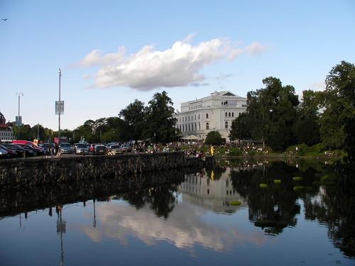 Gothenburg - Canal
