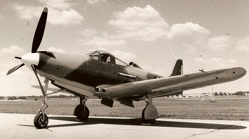Warbird picture - Bell P-39