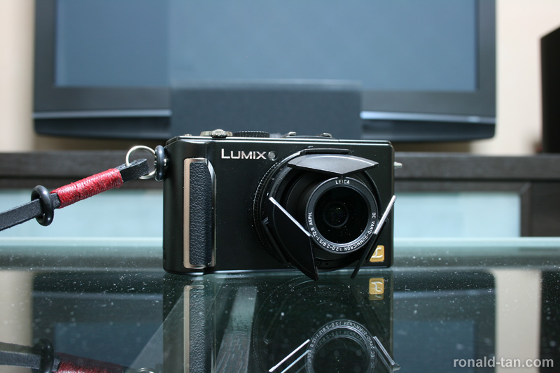 Lumix LX3 Accessories