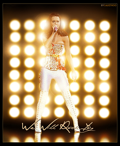 Katy Perry - We will rock you (Live at VMA's 2009) [????? ??? ]